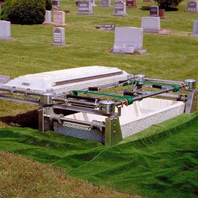 Cemetery Equipment